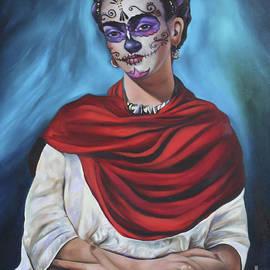 Barbara  Rivera - Dia De Los Muertos Frida