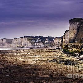 Tony Priestley - Dieppe Coastline