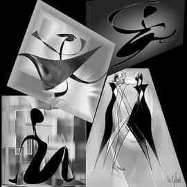 Iris Gelbart - Digital Collage Series   135