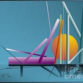 Leo Symon - Digital Sunset