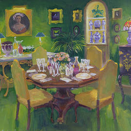 Dinner Party - William Ireland