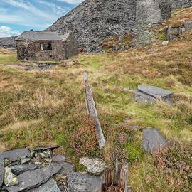 Dinorwic Quarry Ruins - Adrian Evans