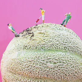 Paul Ge - Dirty Cleaning On Sweet Melon II Little People On Food