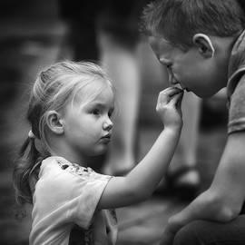 Michel Verhoef - Discovery of tenderness