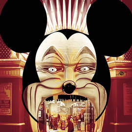 Tony Rubino - Dismal World Alternate Disney Universe 2