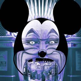 Tony Rubino - Dismal World Alternate Disney Universe 4
