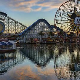 Eddie Yerkish - Disney California Adventure Reflections