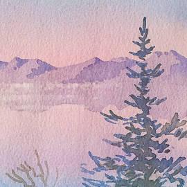 Teresa Ascone - Distant Mountains