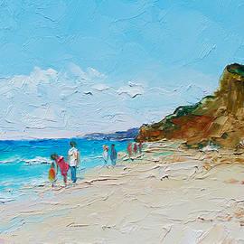 Jan Matson - Ditch Plains Beach Montauk Hamptons