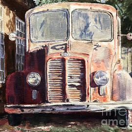 Joey Agbayani - Divco Truck