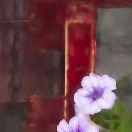 F Leblanc - Divergant Harmony - Painting