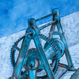 Vickie Myers - Boat Pulley