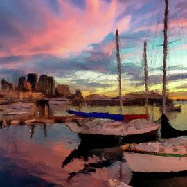 David Dehner - Dock of the Bay
