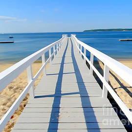 Ed Weidman - Dock Walkway