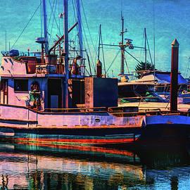 Docked Fishing Boat - Garry Gay