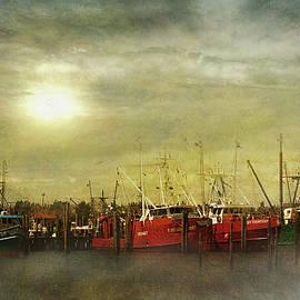 John Rivera - Docked