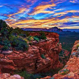 Bill Caldwell -        ABeautifulSky Photography - Doe Mountain Sunrise