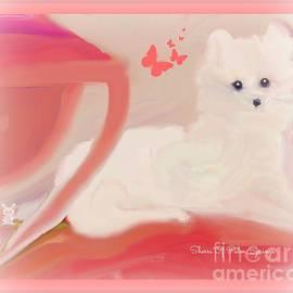 Sherri Of Palm Springs - Doggie Art  My love