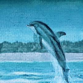 Cynthia Guinn - Dolphin Mural