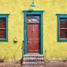 Nikolyn McDonald - Door and Windows - Barrio Historico - Tucson