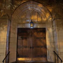 Greg Kopriva - Door, First United Methodist Church, Ft. Worth
