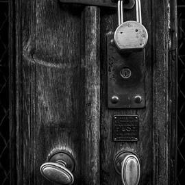James Aiken - Door Knobs and Locks