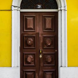 Door No 20