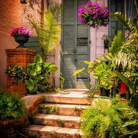 Kathleen K Parker - Doorway-NOLA-Marigny-Vintage