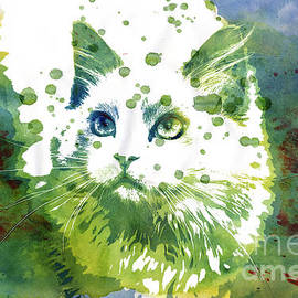 Jutta Maria Pusl - Dotted Cat