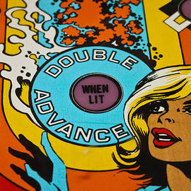 Colleen Kammerer - Double Advance - Pinball