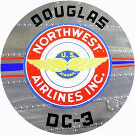 Pat Turner - Douglas DC 3