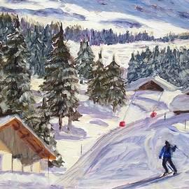 Elena Sokolova - Down to Grindelwald