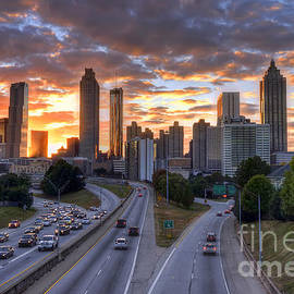 Eddie Yerkish - Downtown Atlanta