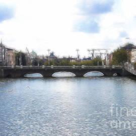 Michael Braham - Downtown Dublin - Fractalius