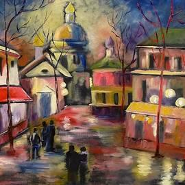 Marina Wirtz - Downtown Evening