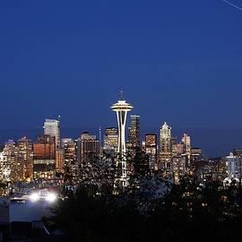 James Markey - Downtown Seattle Washington