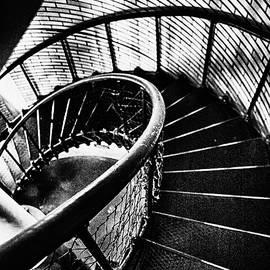Angela King-Jones - Downward spiral