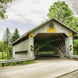 Phyllis Taylor - Doyle Road Covered Bridge