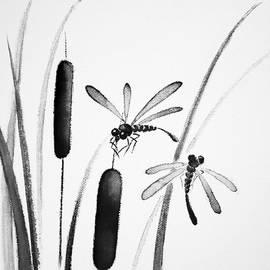 Oiyee At Oystudio - Dragonfly Serenity