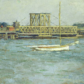 Drawbridge - Theodore Robinson