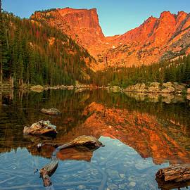John Vose - Dream Lake Sunrise