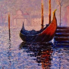 Cristina Mihailescu - Dreaming of Venice..