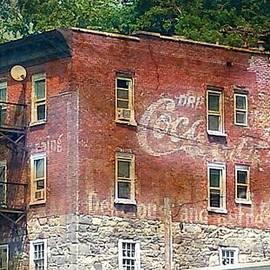 Beth Ferris Sale - Drink Coca Cola Ghost Sign