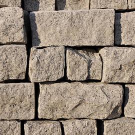 Damijana Cermelj - Dry stone wall
