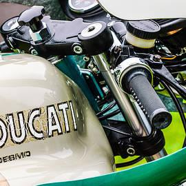 Ducati Desmo Motorcycle -2127c - Jill Reger