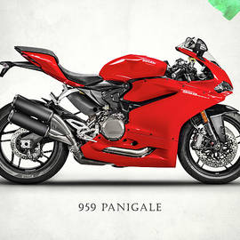 Ducati Panigale 959 - Mark Rogan