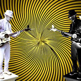 John Haldane - Dueling Mimes