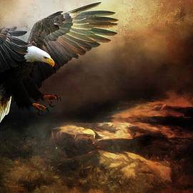 Theresa Campbell - Eagle Is Landing