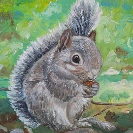 Julie Brugh Riffey - Earl The Squirrel