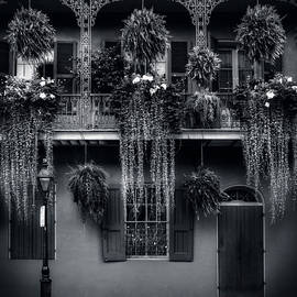 Chrystal Mimbs - Early Morning In New Orleans In Black and White